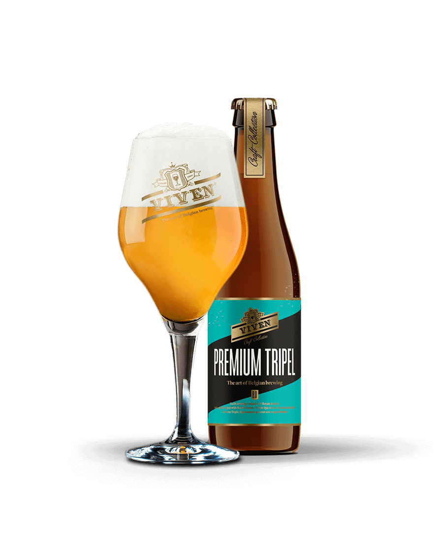 Not your typical tripel