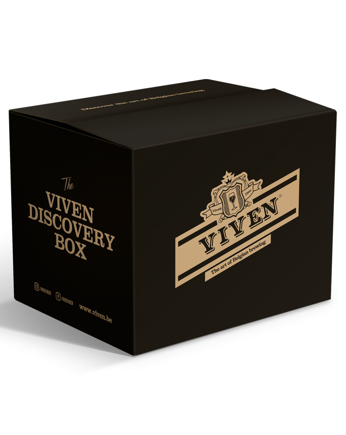 Viven box soft alcohol +- 4%  promo 11+1 free
